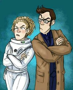 Doctor 10 and Riversong