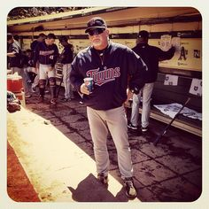 Mr. Ron Gardenhire. MN Twins.