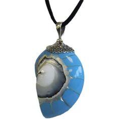Blue Sky Caracola Pendant