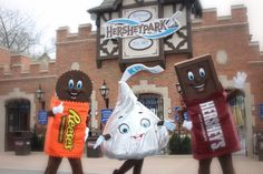PA Travel Destinations: Springtime in the Park at Hersheypark
