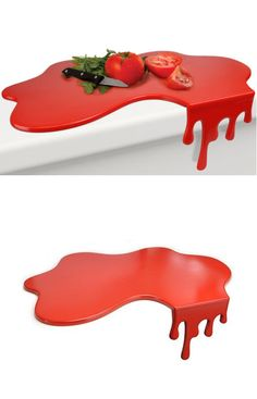Splash Chopping Board - Fun Design!