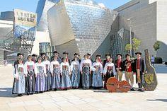 Unos alemanes que han aprendido mucho acerca de la independencia política y cultural de los vascos