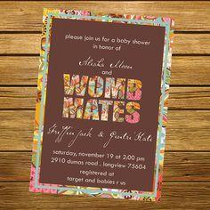 Womb Mates :)