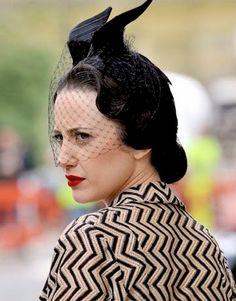 Andrea as Wallis