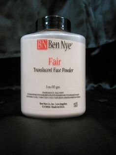 Ben Nye Classic Fair Translucent Face Powder TP-2  Fantastic stuff!!!!!! O boy!!!!!!