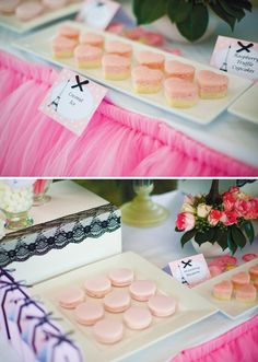 {Je T'aime Paris} Chic Ballerina Party // Hostess with the Mostess®