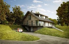 dům ve svahu - Hledat Googlem