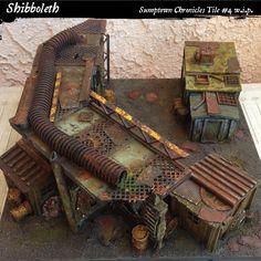 Shibboleth's Sumptown Chronicles
