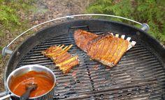 grillausta, savustusta ja hyvää ruokkaa käsittelevä blogi