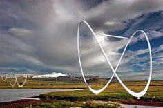 Fancy - Superstring electricity pylon