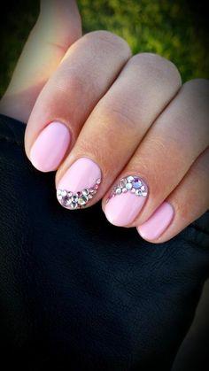 Posh Nails, Wedding Nails, Fashion Beauty, Beauty Hacks, Nail Designs, Hair Beauty, Nail Polish, Make Up, Nail Art