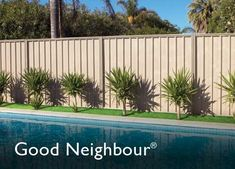 Stratco Neighbourhood Fencing represents a complete portfolio of fence options that are tailored to the individual. Privacy, security, style and quality are an integral part of the fencing range. Gate Hinges, Gate Latch, Fence Options, Fencing Material, Double Gate, Fence Styles, Aluminum Fence, Steel Fence, Pool Fence
