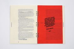 Censored Publication by Sonja Petrovic, via Behance