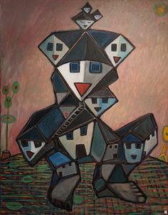 Cubisme sentimental de Michel PARIS