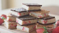 Healthy Ice Cream Sandwiches!
