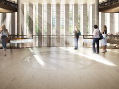 New York Public Library's Renovation Plans Include Views Of Bryant ...