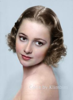 Olivia de Havilland, beautiful
