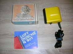 Fön Luftdusche N901 #rockabilly  Design Kult DDR
