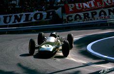 1964 GP Monaco (Jim Clark) Lotus 25 - Climax