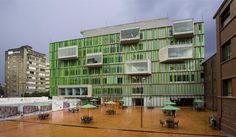 Universidad EAN, Medellin - Daniel Bonilla Arquitectos
