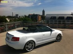 Audi A4 Cabriolet (8H7, 8HE) 12-2002 von jiggy  Bild 670555