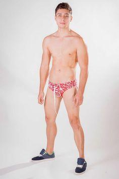 Dietz - Riddler Bikini Swimsuit - front 2