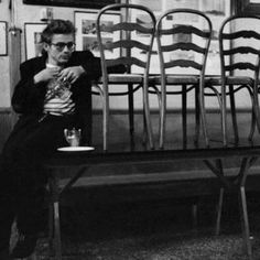"Ani & Will on Instagram: ""James Dean loves having his cup of tea in a closed dinner.#tea #tealover #teaculture #JamesDean"""