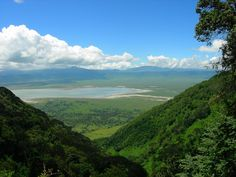 Ngorongoro crater is one of unique locations that has its own Eco system. The animal life here is amazing, better variety than some of its popular neighbors.