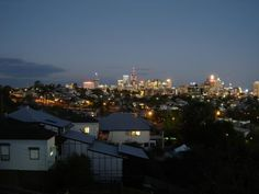 2007-08  Living the high life in Paddington, Brisbane