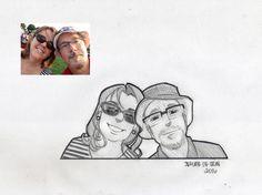 Jerome Sample 3 #Hier können Sie sich einen Eindruck über die Qualität der Zeichnungen von Jerome machen#