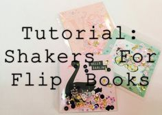 My Process video where I use these shakers in a flip book:https://youtu.be/13D6b4SMNX8