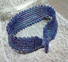 #292 Βραχιόλι με χάντρες /Seed bead bracelet