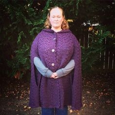 ~*Harry Potter Craftalong Yule Term 2016/2017*~ Study of Ancient Runes NEWT - Long Hooded Cape