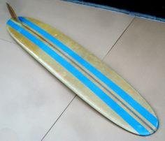 The actual board from The Beach Boys' Surfin' Safari album cover - est $150,000
