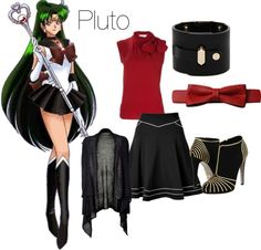 Modern Sailor Pluto!!