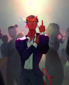 If that middle finger wasn t there this would be cool but it s badass # Character Concept, Character Art, Concept Art, Monster Prom, Image Manga, Boy Art, Character Design Inspiration, Fantasy Characters, Neko
