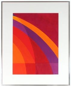 Contemporary Bold Abstract II