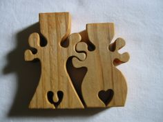 Image detail for -Wooden Candlesticks