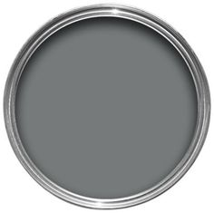 Colours Matt Emulsion Paint Grey Slate 2.5L B&Q - has bad reviews though