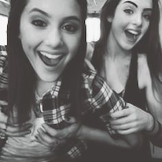 14 Pics That Prove Ariana Grande and Liz Gillies' Friendship Is Forever | M Magazine