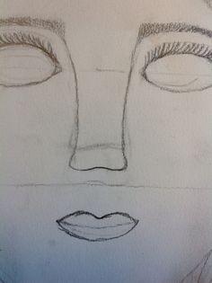 Stap 1 gezicht
