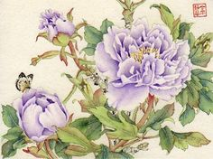 Jinghua Gao Dalia    WATERCOLOR
