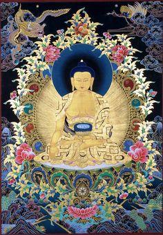 Buddha Shakyamuni #buddha #buddhism #buddhist #art