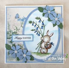Scrapcards by Marlies Happy Easter, I Card, Lily, Frame, Flowers, Home Decor, Happy Easter Day, Picture Frame, Decoration Home