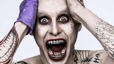 First Look: Jared Leto as The Joker in 'Suicide Squad'