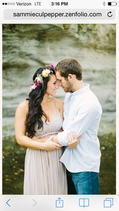 LOVED this engagement session!