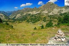 Vallée d'Aygues-Cluses (France, Midi-Pyrénées, Hautes-Pyrénées)