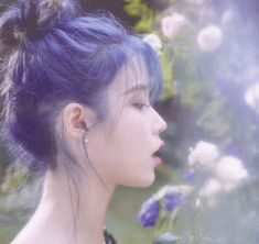 K Pop, Iu Hair, Idole, Cosmic Girls, Love Poems, Cute Icons, Kpop Aesthetic, Korean Beauty, Mini Albums