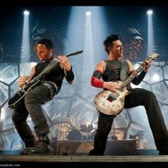 Ultimate Rammstein Fan Site - http://ultimaterammstein.tumblr.com/post/74372272618/williamwood77-paullanders-rzk-richardzkruspe