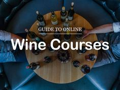 Online wine courses are a great way to build your wine smarts at home. This guide breaks down your options for both free and paid wine courses. Wine Courses, Wine Folly, Wine Education, Spanish Wine, Wine Online, Wine Time, Wine And Spirits, Wine Drinks, Wine Tasting